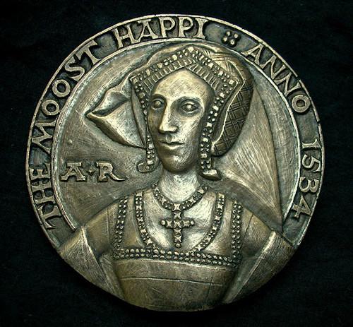 Anne Boleyn's medal