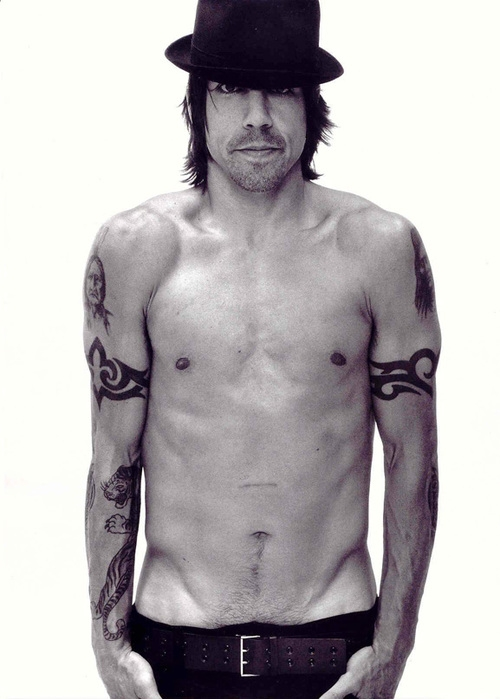 Peppers Anthony Kiedis...