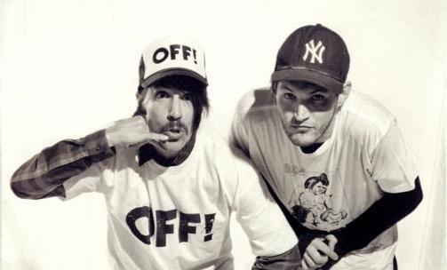 Anthony and Josh