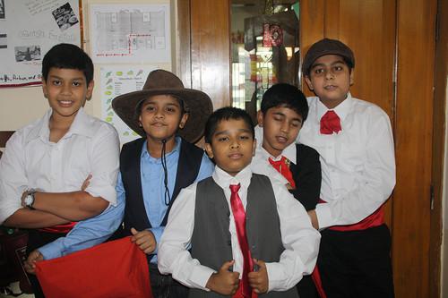 Arham's Class boys. (some of them)