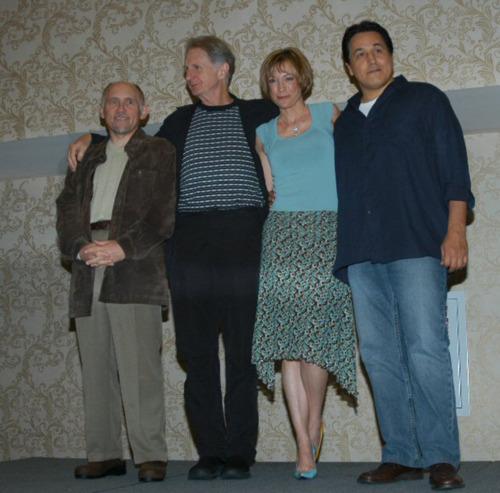 Armin, Rene, Nana and Robert