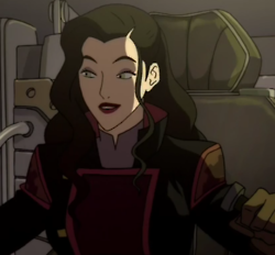 Asami - avatar-the-legend-of-korra Photo