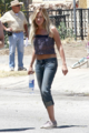 Ashley - 'Sons of Anarchy' On the Set - June 25, 2012