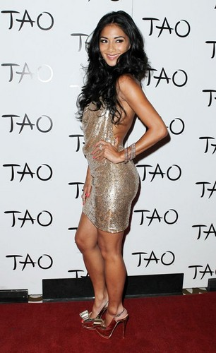 At The Tao Nightclub In Las Vegas [23 June 2012]