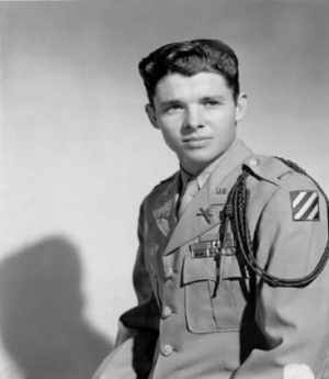 Audie Leon Murphy (June 20, 1924 – May 28, 1971