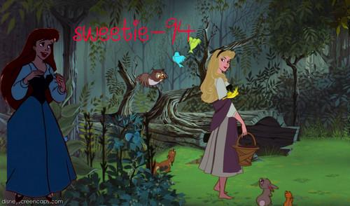 Aurora & Ariel