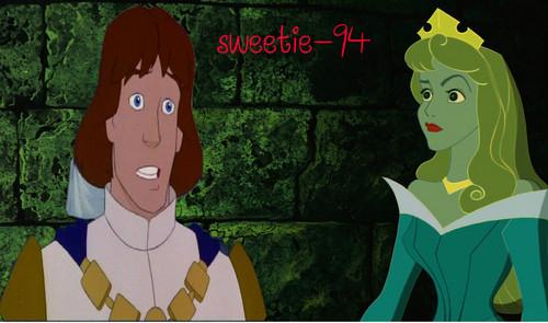 Aurora & Derek (The thiên nga Princess)