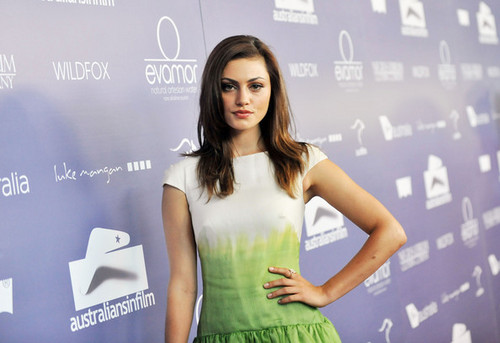 Australians In Film Awards &amp; Benefit Dinner 2012 - Arrivals - phoebe-tonkin Photo