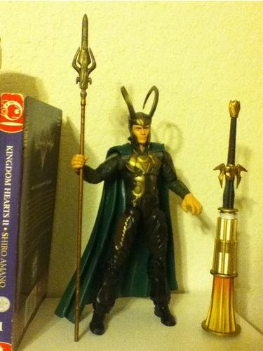 Awesome Loki Figurine - loki-thor-2011 Photo