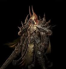 Azeril re-vamped Demon form