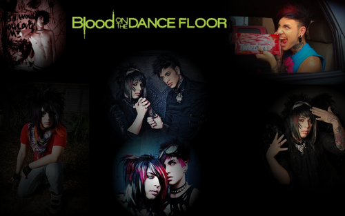 Blood on The Dance Floor achtergrond containing anime entitled BO†DF // Δ achtergrond !