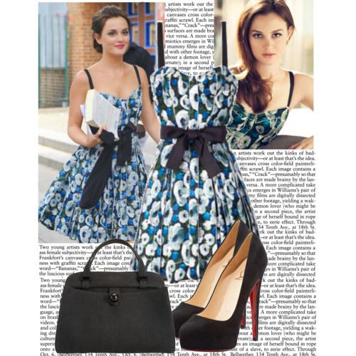 Blair Waldorf Fashion ...