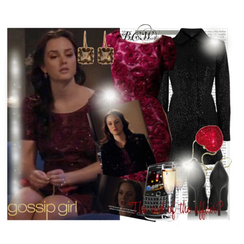 Blair Waldorf Fashion wallpaper called BW Fashion