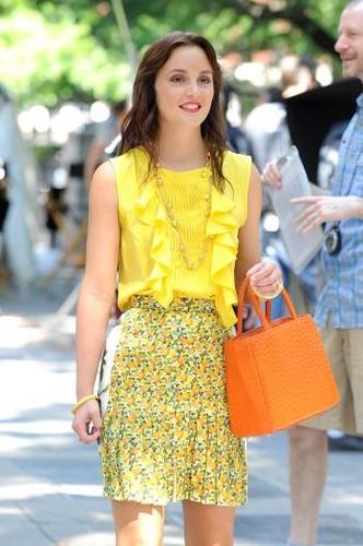 Blair Waldorf Fashion wallpaper titled BW Fashion
