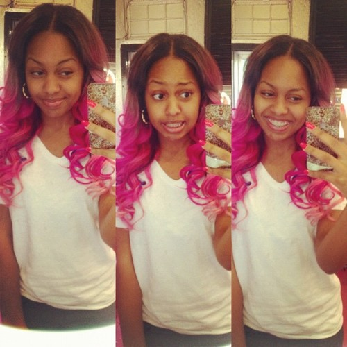 Bahja&#39;s hair - beauty-omg-girlz Photo