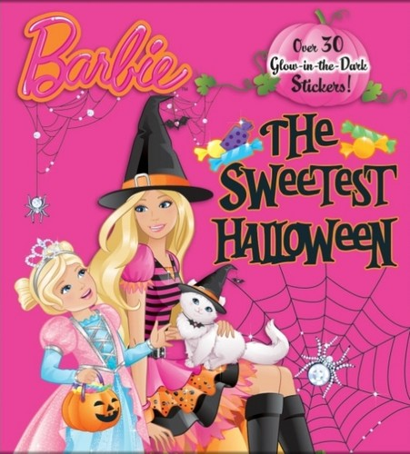 búp bê barbie The Sweetest Halloween