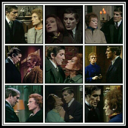 Barnabas and Julia Collage
