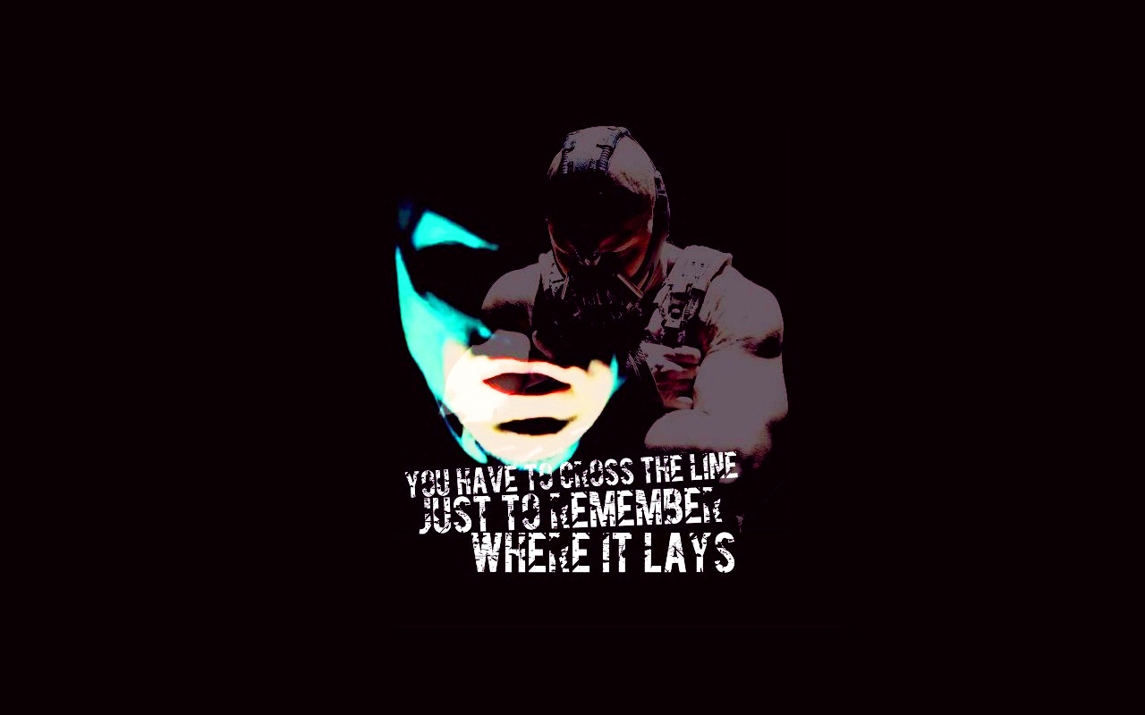Dark Movie Quotes Bane Quotes Darkness