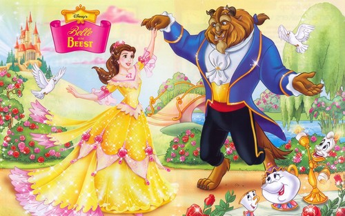 Belle and Adam/Beast
