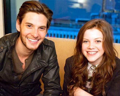 Ben and Georgie