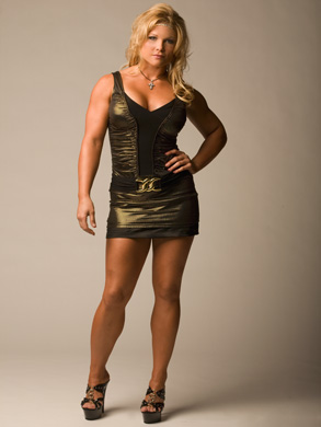 beth phoenix wallpaper probably containing a leotard, tights, and a bustier titled Beth Phoenix Photoshoot Flashback