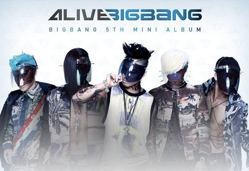Big Bang alive wolpeyper