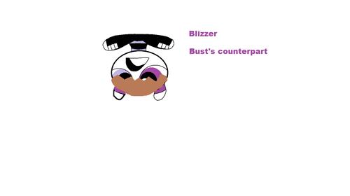Blizzer from the ruffpiunk boys
