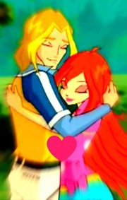 Winx Club fond d'écran possibly with animé titled Bloom & Sky ^.^