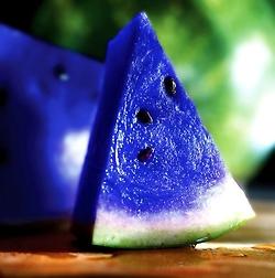 Blue comida