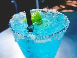 Blue 음식