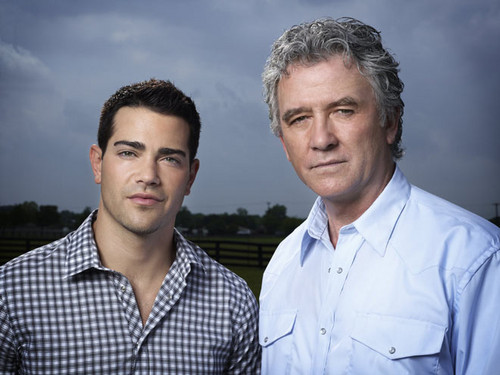 Bobby and Christopher - dallas-tv-show Photo