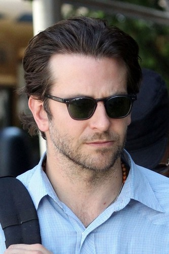 Bradley Cooper Goes Out in NYC