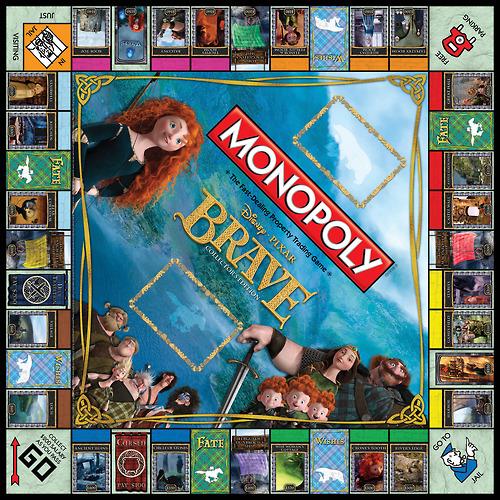ब्रेव Monopoly