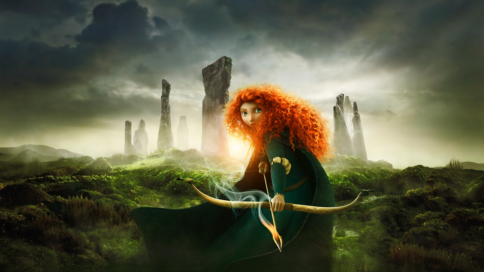 Disney Movies Hd Wallpapers: Brave Photo (31248128)