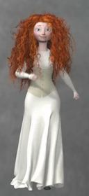 Merida's dresses