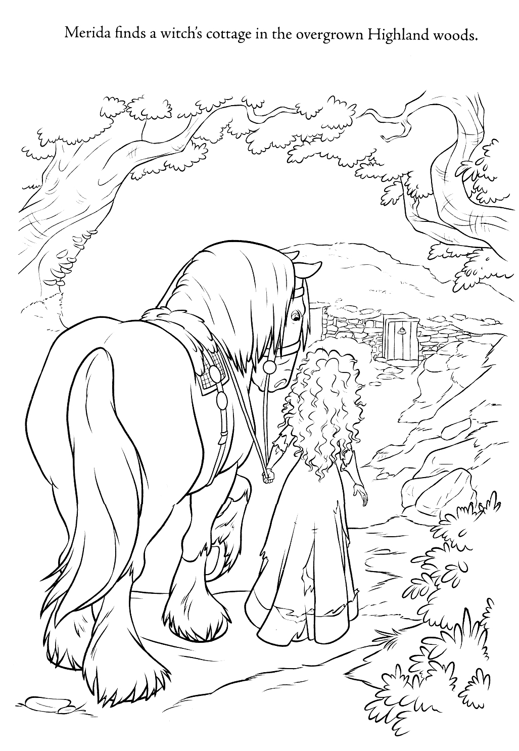 Brave images New Brave coloring pages HD wallpaper and background ...