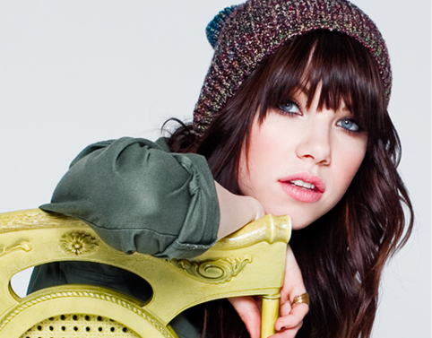 Carly Rae Jepsen in Photoshoot