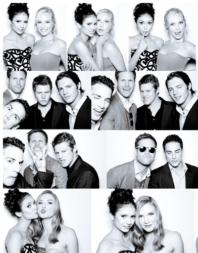 Cast - the-vampire-diaries Photo