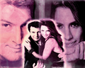 Castle and Beckett  - castle wallpaper