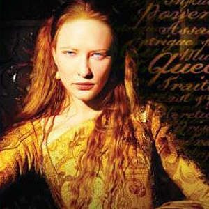 Cate Blanchett as Elizabeth I - Tudor History Photo ...