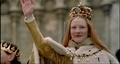 Cate Blanchett as Elizabeth I