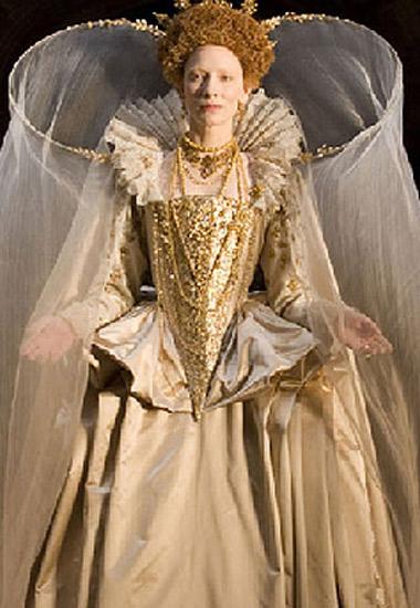 Young Queen Elizabeth 1 Dress Cate Blanchett as Eliz...