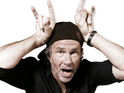 Red Hot Chili Peppers wallpaper titled Chad Smith