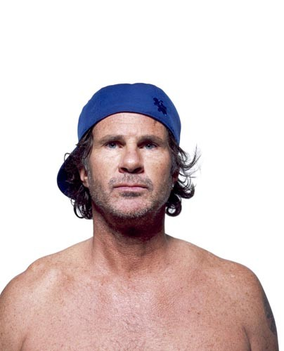 Red Hot Chili Peppers wallpaper probably containing a breaststroker entitled Chad Smith