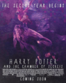 Chamber of Secrets Poster Remake