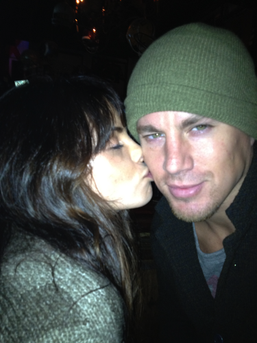 Chaning and Jenna - channing-tatum-and-jenna-dewan Photo