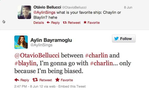 Charlin Tweets ;)