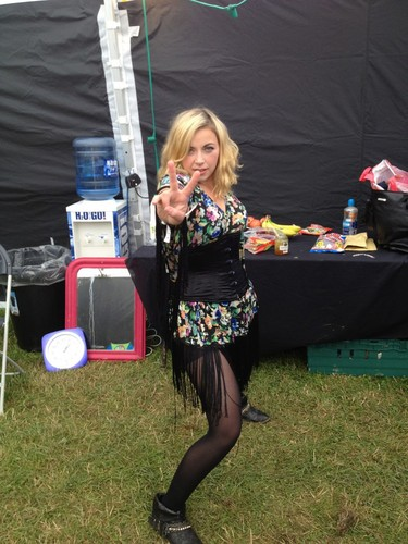 charlotte Church Twitter picture