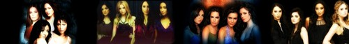 Charmed & Pretty Little Liars Banner