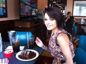Cher lloyd diet